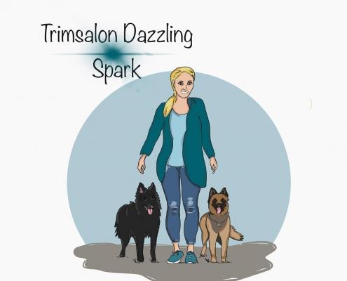 Trimsalon Dazzling Spark